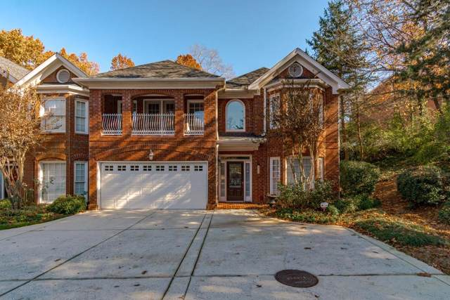 6375 Glenridge Drive NE #300, Sandy Springs, GA 30328 (MLS #6651465) :: North Atlanta Home Team
