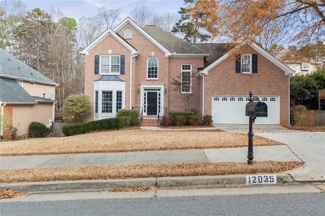 12035 Leeward Walk Circle, Alpharetta, GA 30005 (MLS #6651478) :: North Atlanta Home Team