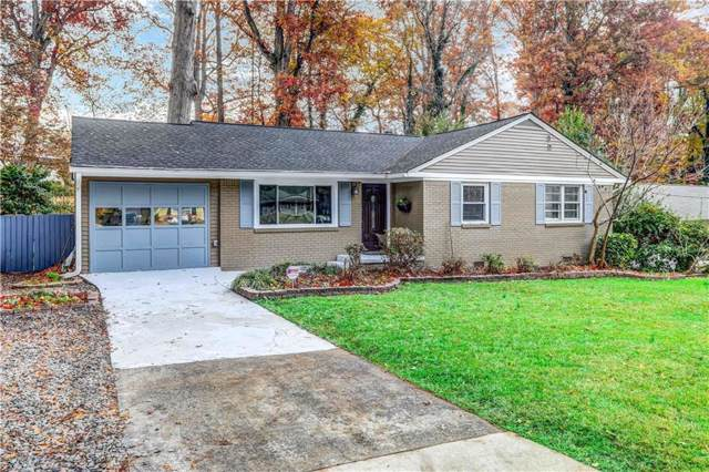 145 Charles Avenue SE, Marietta, GA 30067 (MLS #6651489) :: North Atlanta Home Team