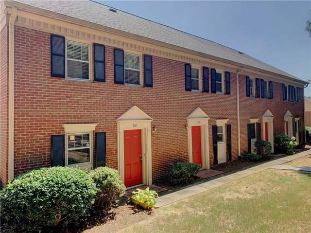 579 Wedgewood Drive, Alpharetta, GA 30009 (MLS #6651519) :: North Atlanta Home Team