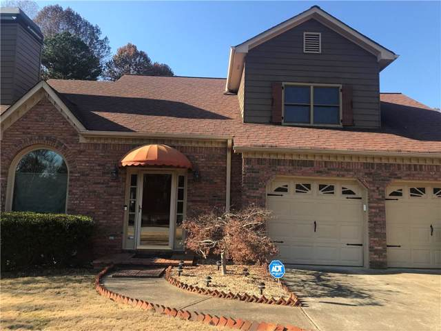 3012 Vineyard Way SE, Smyrna, GA 30082 (MLS #6651525) :: North Atlanta Home Team