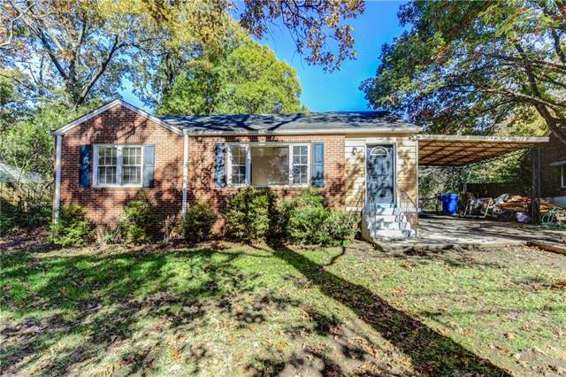 948 Ewing Drive, Forest Park, GA 30297 (MLS #6651534) :: Path & Post Real Estate