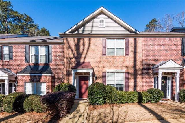 3731 Town Square Circle NW #6, Kennesaw, GA 30144 (MLS #6651543) :: Kennesaw Life Real Estate