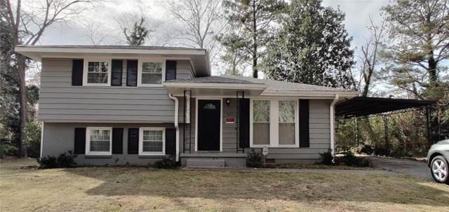 5285 Chantilly Terrace, Atlanta, GA 30349 (MLS #6651547) :: RE/MAX Prestige