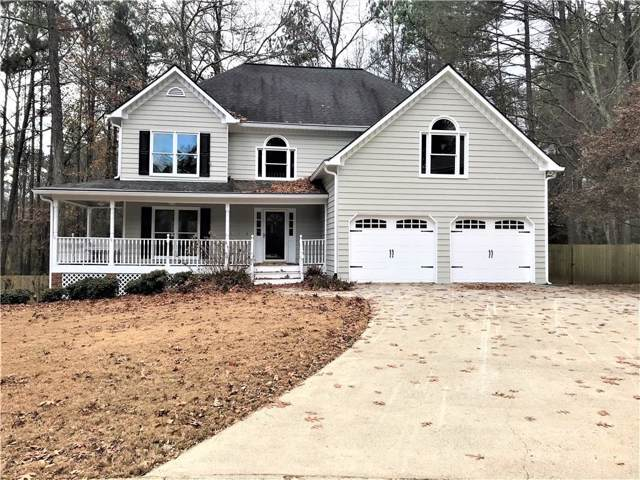 6125 Fairlong Run NW, Acworth, GA 30101 (MLS #6651550) :: North Atlanta Home Team