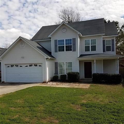 129 Chaucer Lane, Carrollton, GA 30117 (MLS #6651557) :: RE/MAX Paramount Properties