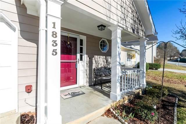 1835 Racquet Club Circle, Lawrenceville, GA 30043 (MLS #6651583) :: Charlie Ballard Real Estate