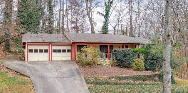 1735 Windsorbrooke Drive, Marietta, GA 30062 (MLS #6651585) :: North Atlanta Home Team