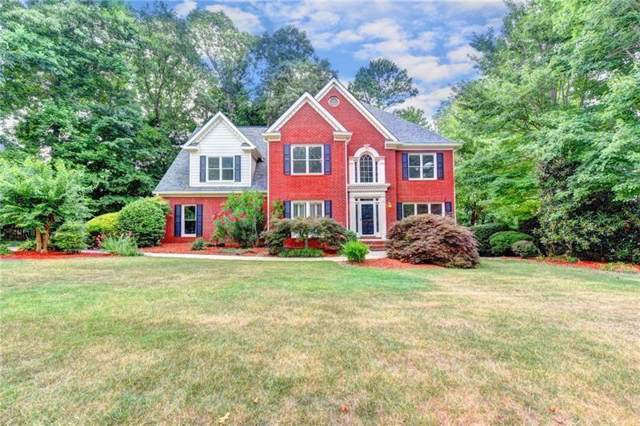 1439 Mill Rose Trace, Lawrenceville, GA 30044 (MLS #6651610) :: Dillard and Company Realty Group