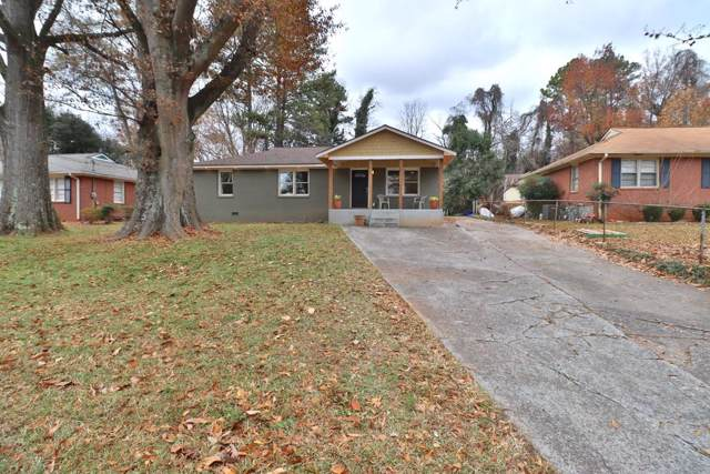 531 Kennesaw Drive SE, Smyrna, GA 30080 (MLS #6651633) :: Path & Post Real Estate
