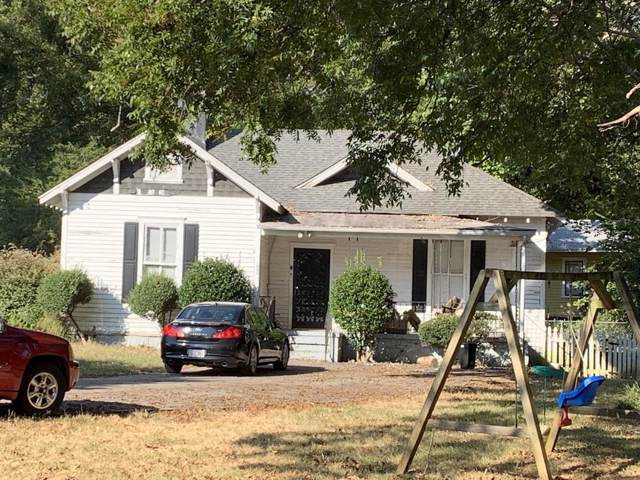 1056 Sheppard Road, Stone Mountain, GA 30083 (MLS #6651636) :: North Atlanta Home Team