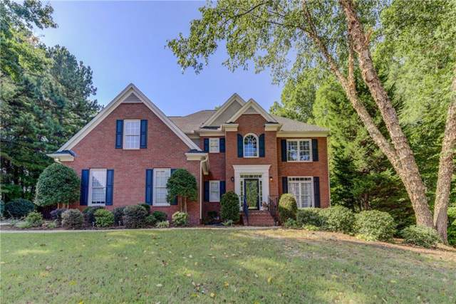 535 Stoneglen Chase SW, Atlanta, GA 30331 (MLS #6651652) :: The Cowan Connection Team