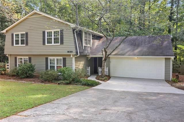 1650 Canton Hills Circle, Marietta, GA 30062 (MLS #6651655) :: North Atlanta Home Team