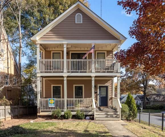 207 Wesley Avenue NE, Atlanta, GA 30307 (MLS #6651668) :: North Atlanta Home Team
