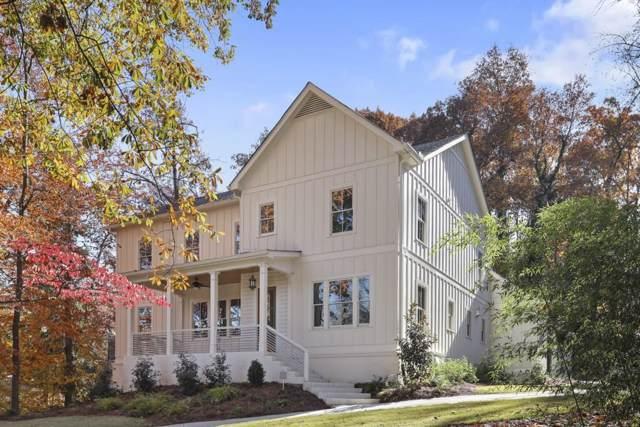 3311 W Roxboro Road NE, Atlanta, GA 30324 (MLS #6651685) :: RE/MAX Paramount Properties