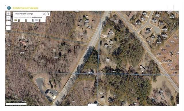 1961 Powder Springs Road, Marietta, GA 30064 (MLS #6651686) :: The Heyl Group at Keller Williams