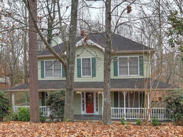 2042 Arbor Forest Drive, Marietta, GA 30064 (MLS #6651689) :: The Heyl Group at Keller Williams