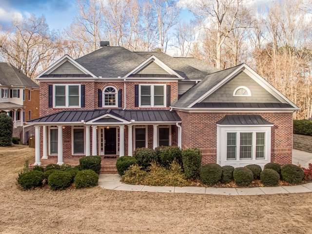 5160 Cherokee Rose Lane NW, Kennesaw, GA 30152 (MLS #6651692) :: North Atlanta Home Team