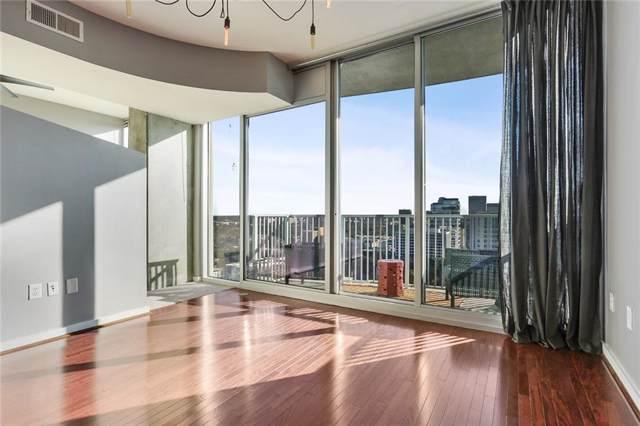 860 Peachtree Street NE #2208, Atlanta, GA 30308 (MLS #6651750) :: RE/MAX Paramount Properties