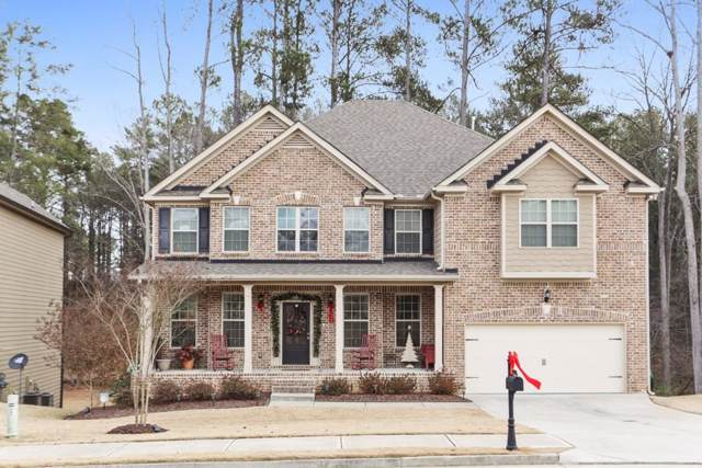 409 Fairway Drive, Acworth, GA 30101 (MLS #6651773) :: North Atlanta Home Team