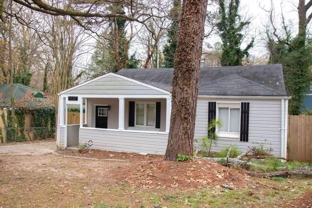 1400 Graymont Drive, Atlanta, GA 30310 (MLS #6651819) :: North Atlanta Home Team