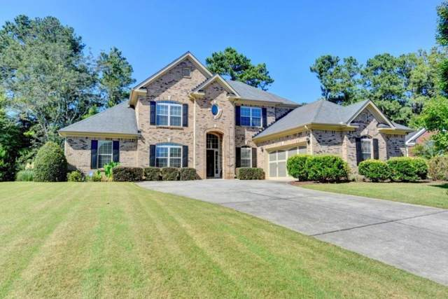 4815 Saddle Horn Way, Cumming, GA 30040 (MLS #6651849) :: The North Georgia Group