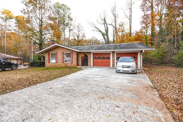 4106 Welcome All Terrace, Atlanta, GA 30349 (MLS #6651929) :: The Butler/Swayne Team
