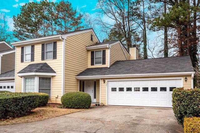4581 Village Oaks Court, Dunwoody, GA 30338 (MLS #6651940) :: North Atlanta Home Team