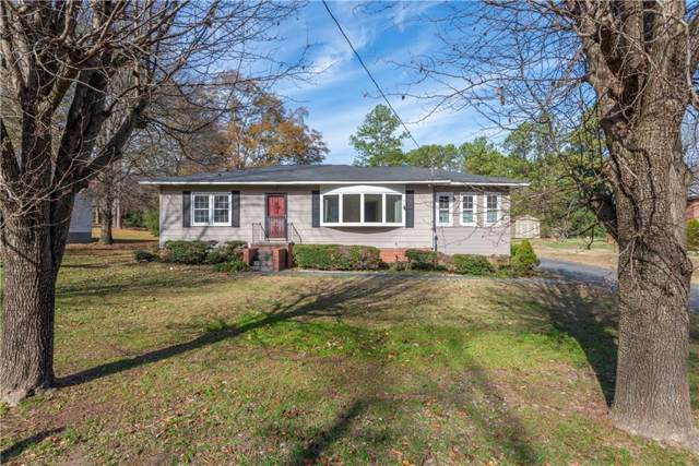 121 Hunts Drive, Calhoun, GA 30701 (MLS #6652010) :: The Heyl Group at Keller Williams