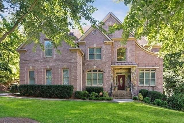 2231 Meadowvale Drive NE, Atlanta, GA 30345 (MLS #6652025) :: Kennesaw Life Real Estate
