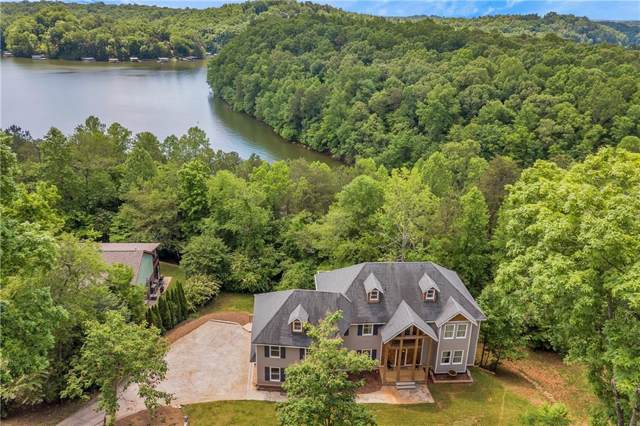287 Moss Overlook Road, Dawsonville, GA 30534 (MLS #6652031) :: The North Georgia Group