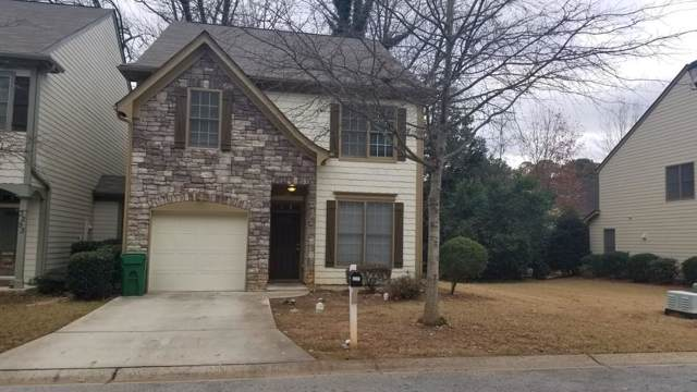 3291 Sheffield Circle #3291, Decatur, GA 30032 (MLS #6652044) :: Charlie Ballard Real Estate
