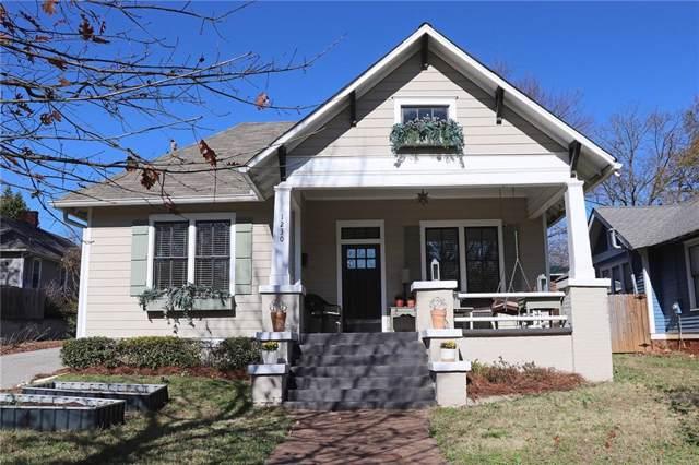 1230 Arkwright Place SE, Atlanta, GA 30317 (MLS #6652051) :: North Atlanta Home Team
