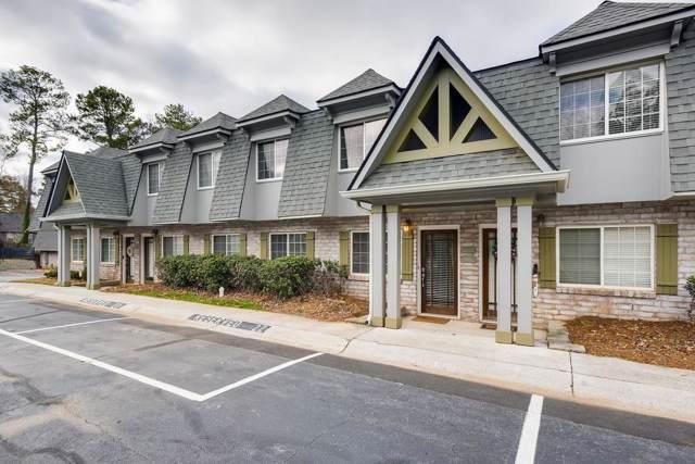 112 Rondak Circle SE, Smyrna, GA 30080 (MLS #6652055) :: North Atlanta Home Team