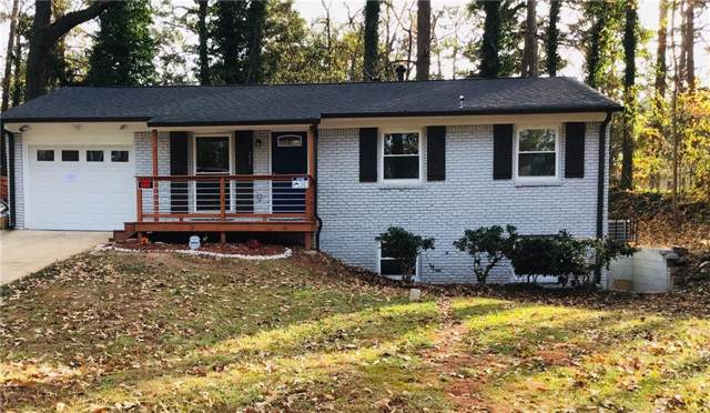 4947 Sheila Lane, Stone Mountain, GA 30083 (MLS #6652061) :: The Zac Team @ RE/MAX Metro Atlanta