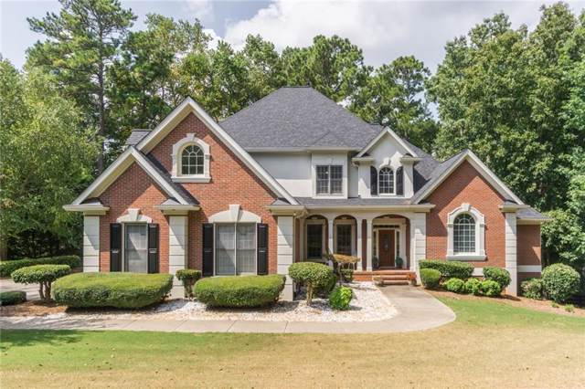 220 Oakhurst Leaf Drive, Milton, GA 30004 (MLS #6652083) :: North Atlanta Home Team
