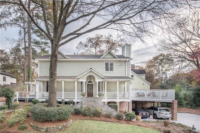 375 Wimbledon Road NE, Atlanta, GA 30324 (MLS #6652084) :: North Atlanta Home Team