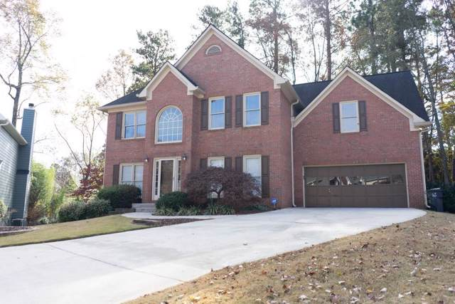 1554 Chadwick Point Court NW, Lawrenceville, GA 30043 (MLS #6652092) :: The Heyl Group at Keller Williams