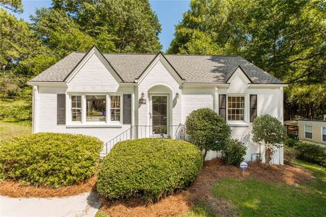 1124 Walker Drive, Decatur, GA 30030 (MLS #6652108) :: The Zac Team @ RE/MAX Metro Atlanta