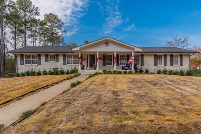 4475 Brock Road, Chattahoochee Hills, GA 30213 (MLS #6652109) :: RE/MAX Paramount Properties