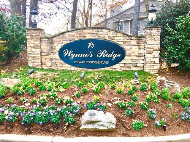 301 Wynnes Ridge Circle #301, Marietta, GA 30067 (MLS #6652111) :: North Atlanta Home Team