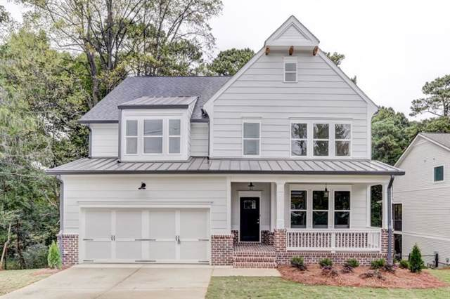 1915 Main Street SE, Smyrna, GA 30080 (MLS #6652128) :: The Cowan Connection Team