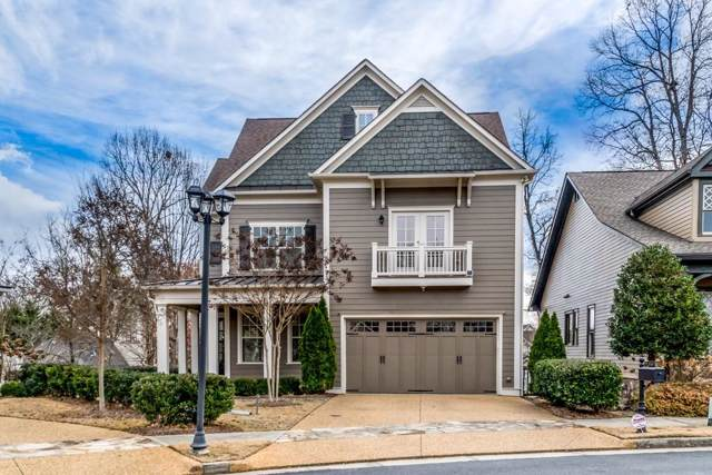 114 Mill Park Chase, Woodstock, GA 30188 (MLS #6652134) :: The Realty Queen Team