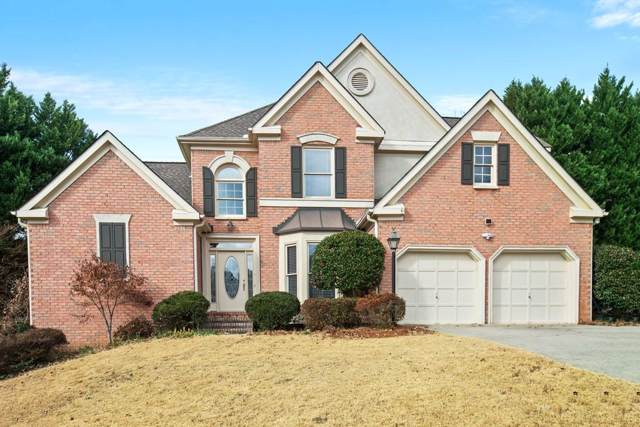 4522 Springvale Circle, Atlanta, GA 30338 (MLS #6652145) :: North Atlanta Home Team