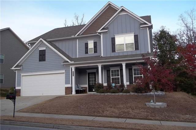 3923 Overlook Ridge Lane, Gainesville, GA 30507 (MLS #6652186) :: RE/MAX Prestige