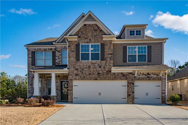 2836 Bluestone Drive SW, Atlanta, GA 30331 (MLS #6652215) :: The Cowan Connection Team
