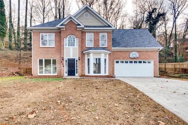 638 Dogwood Drive, Lawrenceville, GA 30046 (MLS #6652216) :: Charlie Ballard Real Estate