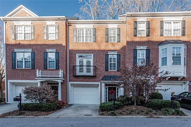 1808 Waters Edge Trail, Roswell, GA 30075 (MLS #6652219) :: The North Georgia Group