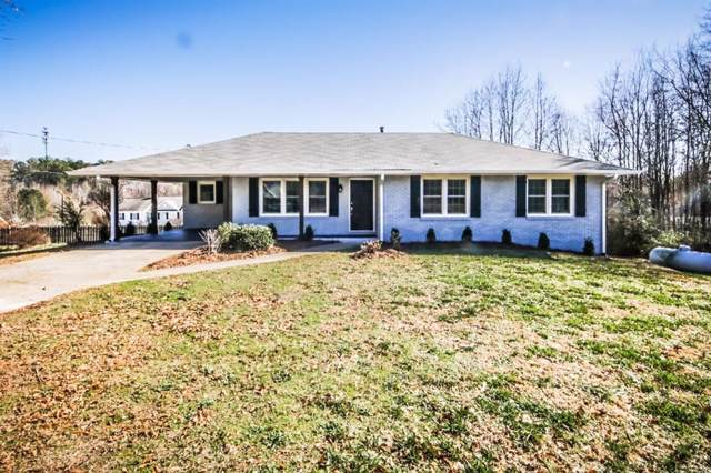 258 Watts Road, Hiram, GA 30141 (MLS #6652256) :: The Heyl Group at Keller Williams