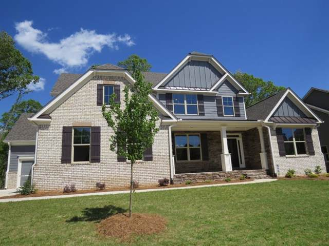 8705 Mica Creek, Ball Ground, GA 30107 (MLS #6652268) :: North Atlanta Home Team